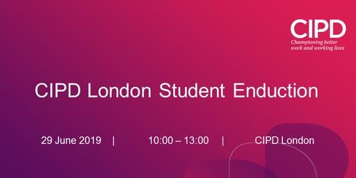 CIPD London Student Enduction