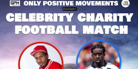 Celebrity Charity Match tickets