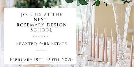 Rosemary Design School tickets