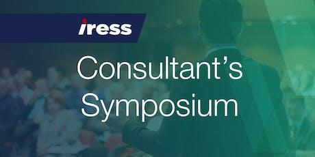 IRESS Consultant's Symposium tickets
