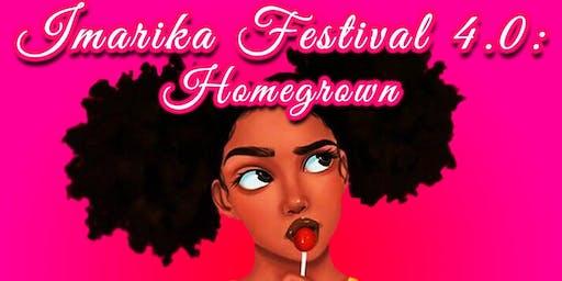 Imarika Festival 4.0 : Homegrown