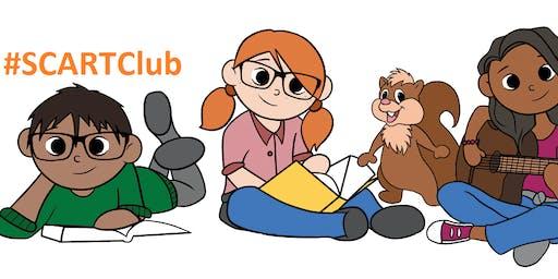 SCART Club launch (Poulton) #SCARTclub #LancsRJ