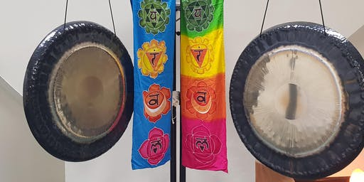 Amazing Gong Bath and Relaxation Evening