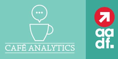 Café Analytics AADF - L'analytics dans une méthodologie projet agile billets
