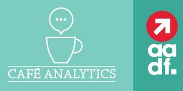 Café Analytics AADF - L'analytics dans une méthodologie projet agile