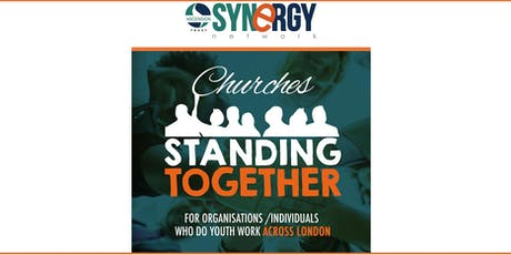 Synergy Network- Churches Standing Together- 4th July 2019 tickets
