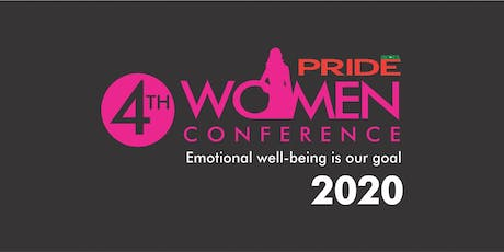 4TH PRIDE WOMEN CONFERENCE tickets