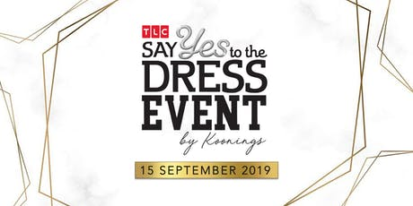 Say Yes To The Dress Event by Koonings tickets