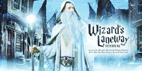 Wizard's Laneway Festival tickets