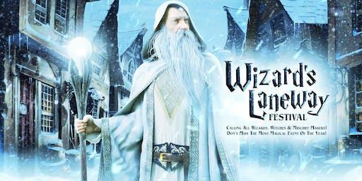Wizard's Laneway Festival