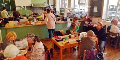 Community Cafes & Social Enterprise - Joint Thematic & Glasgow SEN Discussion