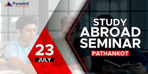 Study Abroad Seminar 2019 - Pathankot