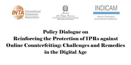 Policy Dialogue 2019 biglietti