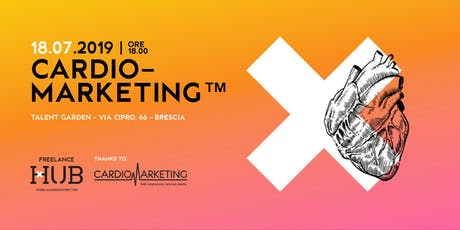 Cardiomarketing™ per Freelance | Freelance Lab biglietti