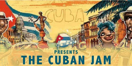 Sambroso Presents: The Cuban Jam  tickets