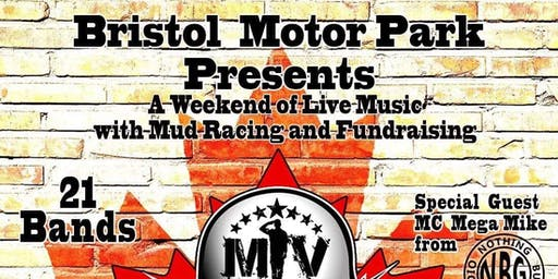 Musicfest 4 Vets & Bristol Motor Park  Bif Naked m
