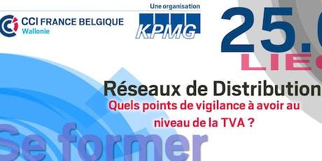 Réseaux de distribution en France et en Belgique : Points de Vigilance TVA billets