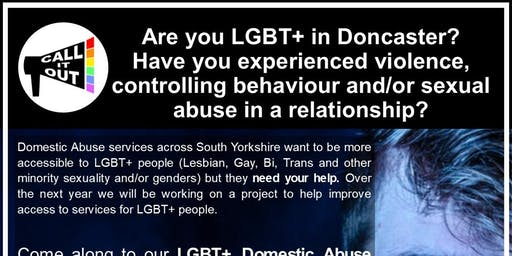 Call It Out: South Yorkshire LGBT+ Domestic Abuse Advisory Group
