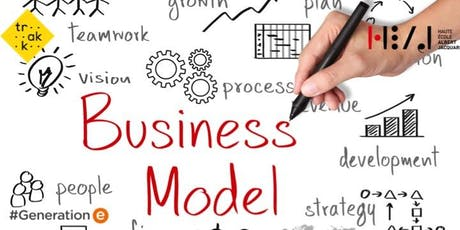 Business Model Canvas billets