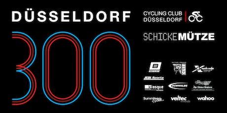 Düsseldorf300  - eine Langstreckenausfahrt mit dem Rennrad Tickets