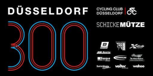 Düsseldorf300  - eine Langstreckenausfahrt mit dem Rennrad