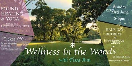 Half Day Retreat: Yoga & Sound Healing tickets