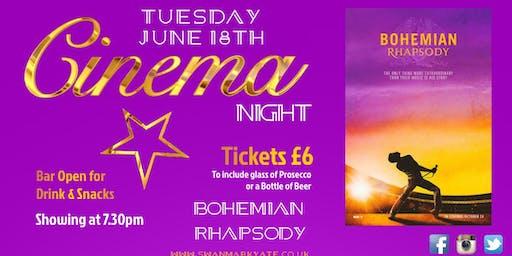 CINEMA NIGHT - Bohemian Rhapsody