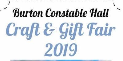 Craft & Gift Fair - Burton Constable