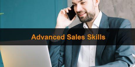 Sales Training Manchester: Advanced Sales Skills tickets