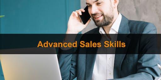 Sales Training Manchester: Advanced Sales Skills