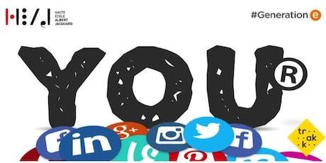 Social branding ou comment utiliser les réseaux sociaux pour servir son idée?  billets