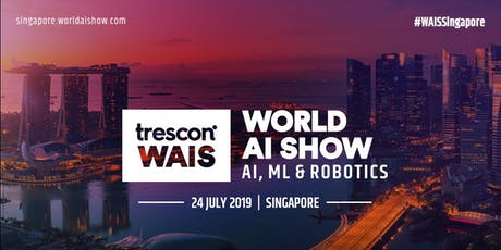 World AI Show - Singapore 2019 tickets