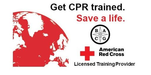 CPR and First Aid Certification Class June 2019