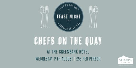 Chefs on the Quay at The Greenbank Hotel tickets
