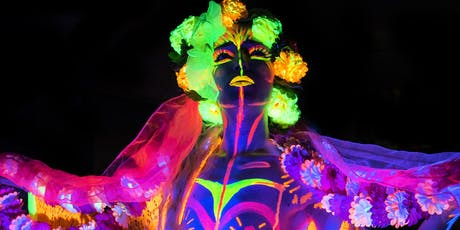 Neon Naked Life Drawing Class //East London tickets