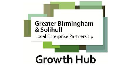 GBSLEP Growth Hub Digital Analytics Seminar - How To Audit Your Online Marketing tickets