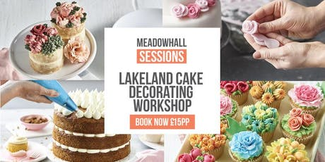 Lakeland Cake Decorating Workshop tickets