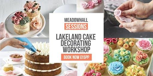 Lakeland Cake Decorating Workshop