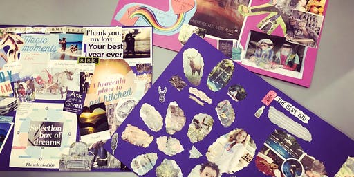 Vision Board Workshop (For Adults)