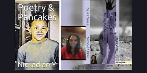 Nickadian Y & Nichole Shirell Local Authors Event
