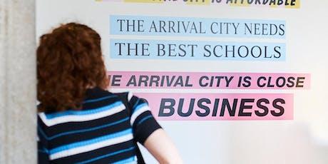 Arrival City: Zine Launch + Performances tickets