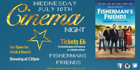 CINEMA NIGHT - Fisherman's Friends tickets