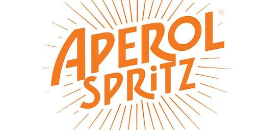 Aperol Summer Spritz Session, Opium, Dublin