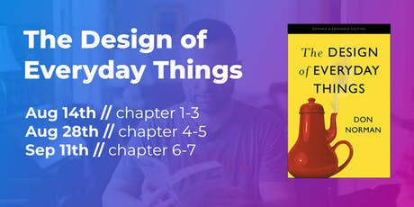 The Design of Everyday Things (Part 3/3) // CPHUX Book Club tickets