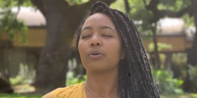 #OnPurpose Just Breathe: The Anti-Stress Breath Meditation with Ambs