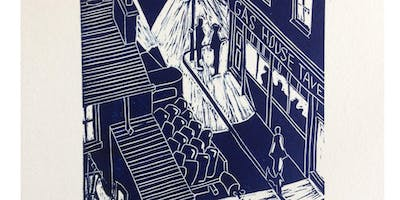 The Ness Art Workshop - *Paper-works on Linocuts