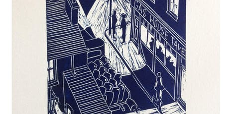 The Ness Art Workshop - *Paper-works on Linocuts tickets
