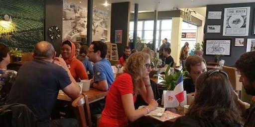 Multilingual Cafe