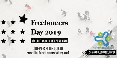 Freelancers Day 2019 - Sevilla en workINcompany entradas
