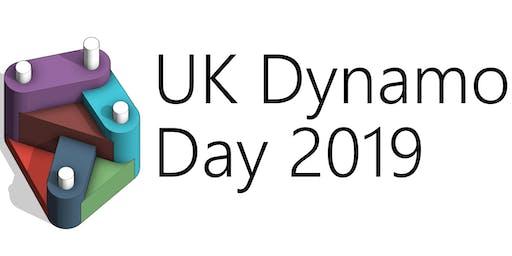 Dynamo Day before AU London 2019